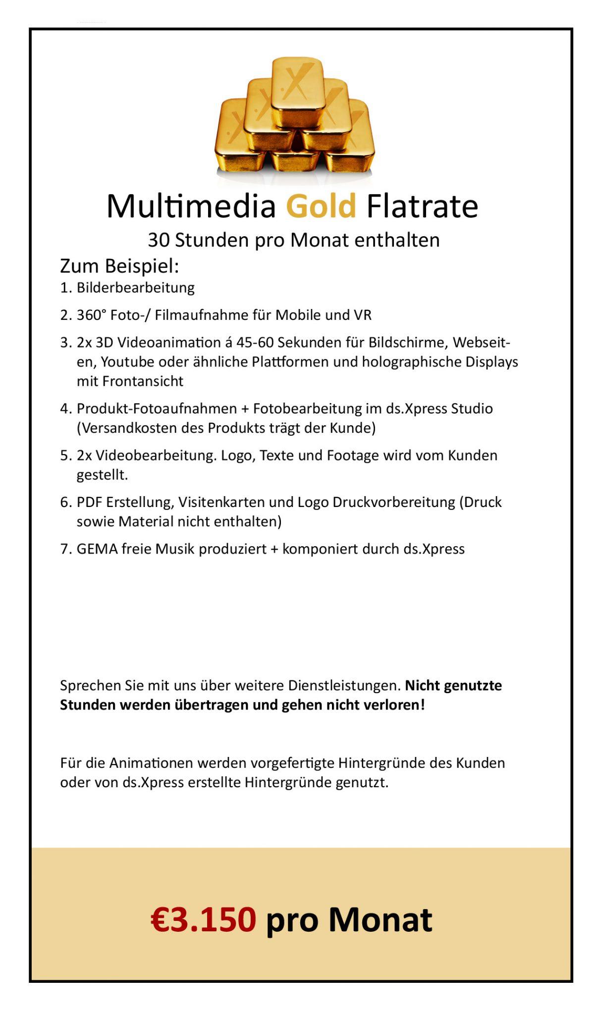 Multimedia Flatrate Gold03